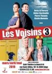 LES VOISINS 3 - NOUVEAU SPECTACLE