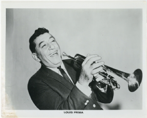 Louis Prima The King of the swingers