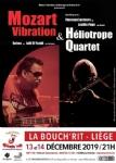 Mozart Vibration & Héliotrope Quartet